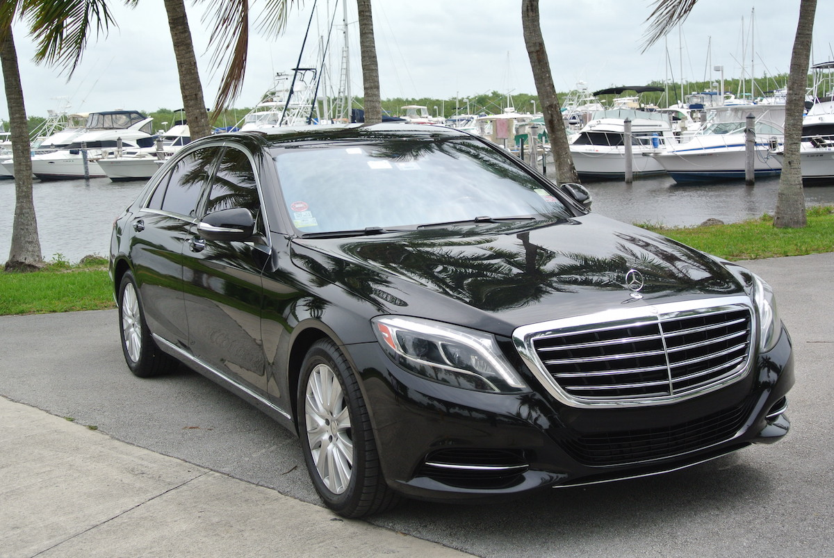 Book your mercedez benz s550 boutique limousine miami for Mercedes benz service miami
